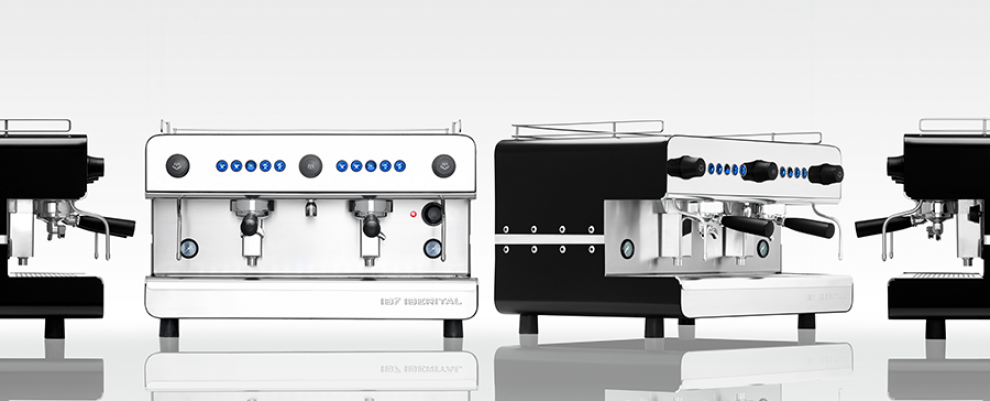Iberital coffee machines